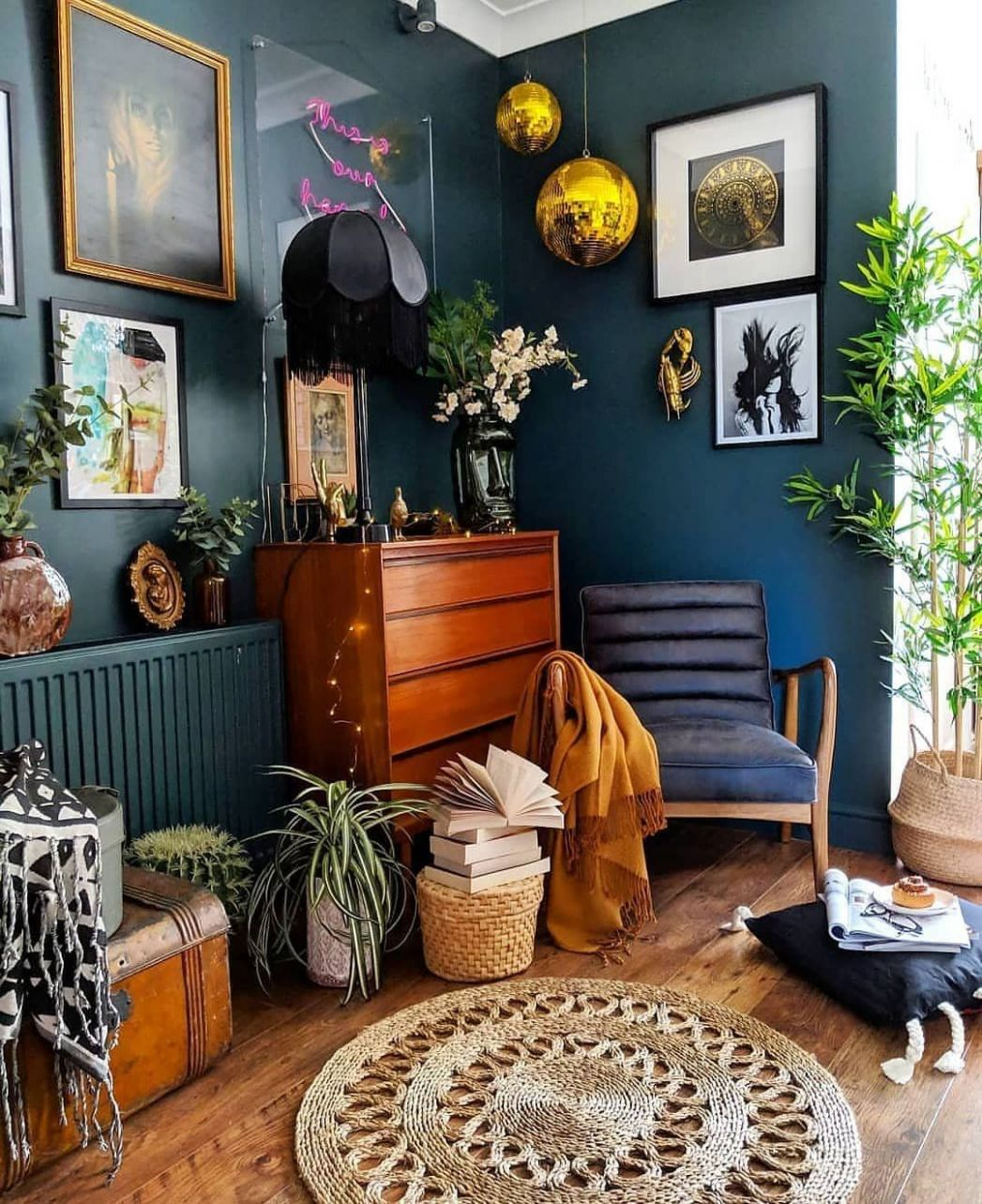 Find Tons of Decor Inspiration in This Quirky and Colorful UK Home ..