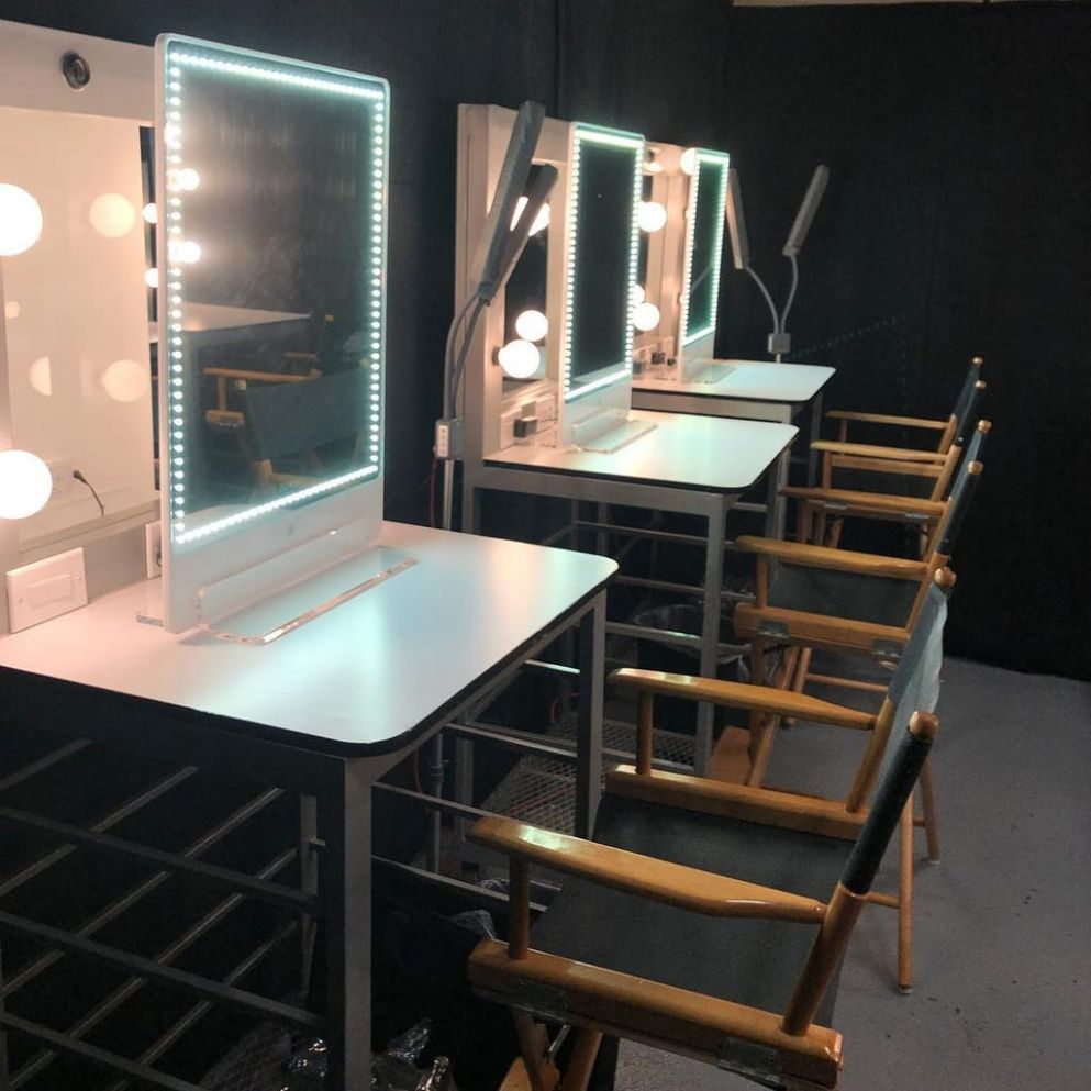 "First, a Note About the ""Touch-Up"" Room 