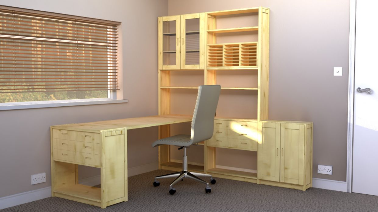 Five Office Design Ideas That Make The Most Of Your Small Space ..