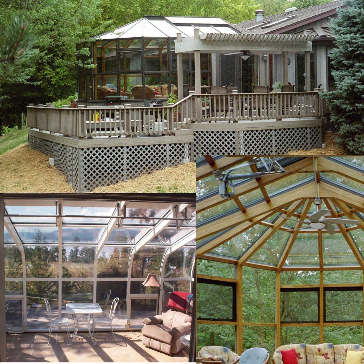 Florian Sun room & Solarium sun room kits sunroom - small sunroom kits