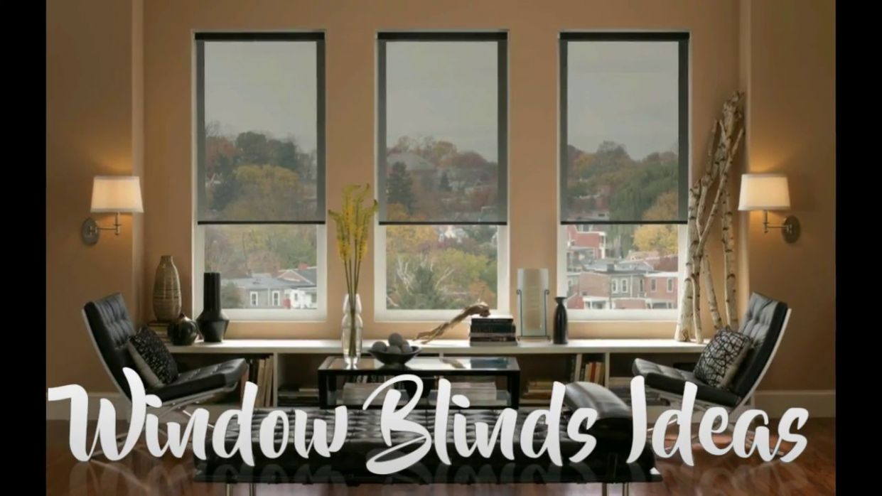 For Blinds Ideas Window - window ideas with blinds