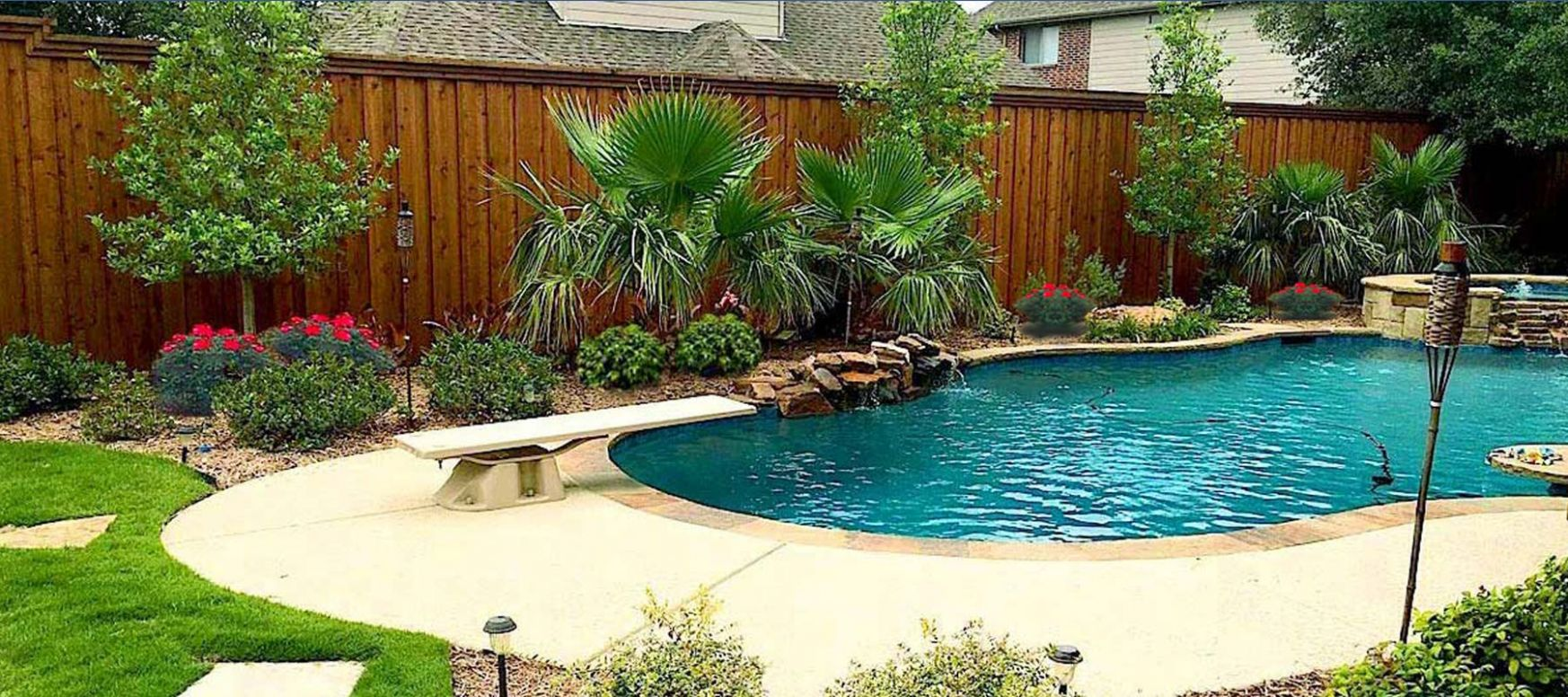 """Four Seasons Lawn Care & Landscape, Plano TX 
