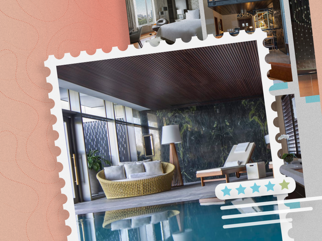 Four Seasons São Paulo - Hotel Review - Business Insider - makeup room housekeeping meaning