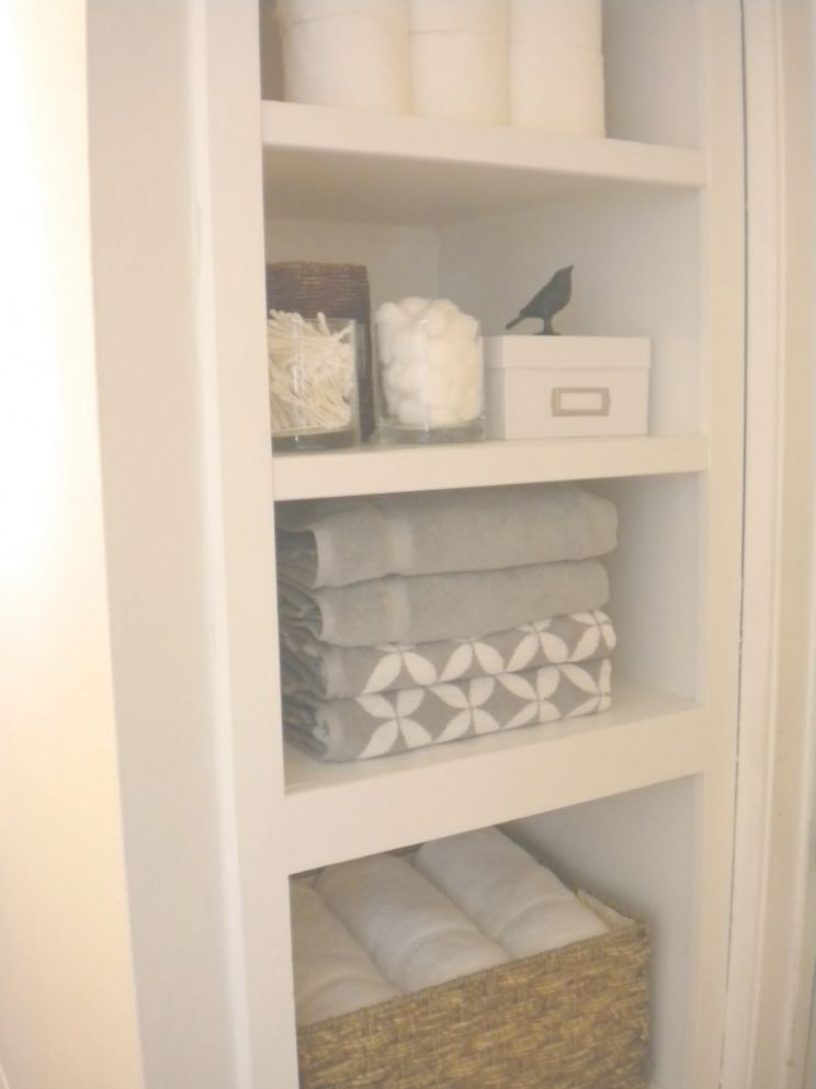Fresh Bathroom Linen Closet Ideas - Ideas House Generation - closet ideas bathroom