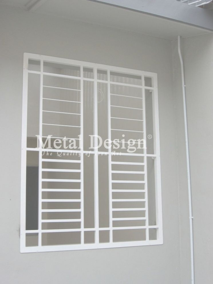 Fresh Modern Window Grill - Ideas House Generation - window grill ideas