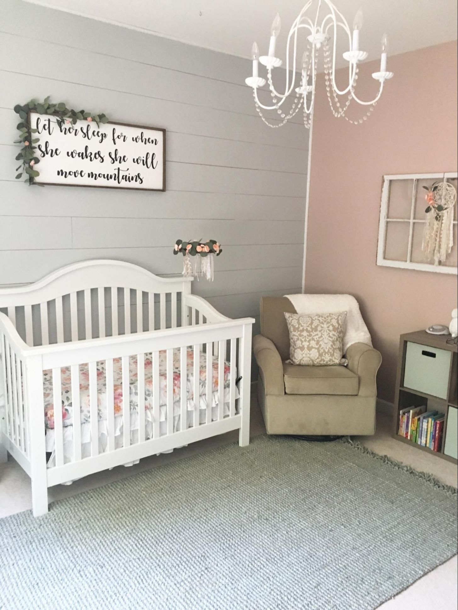 From Big To Small: Baby Girl Nursery Design Staples You Need ...