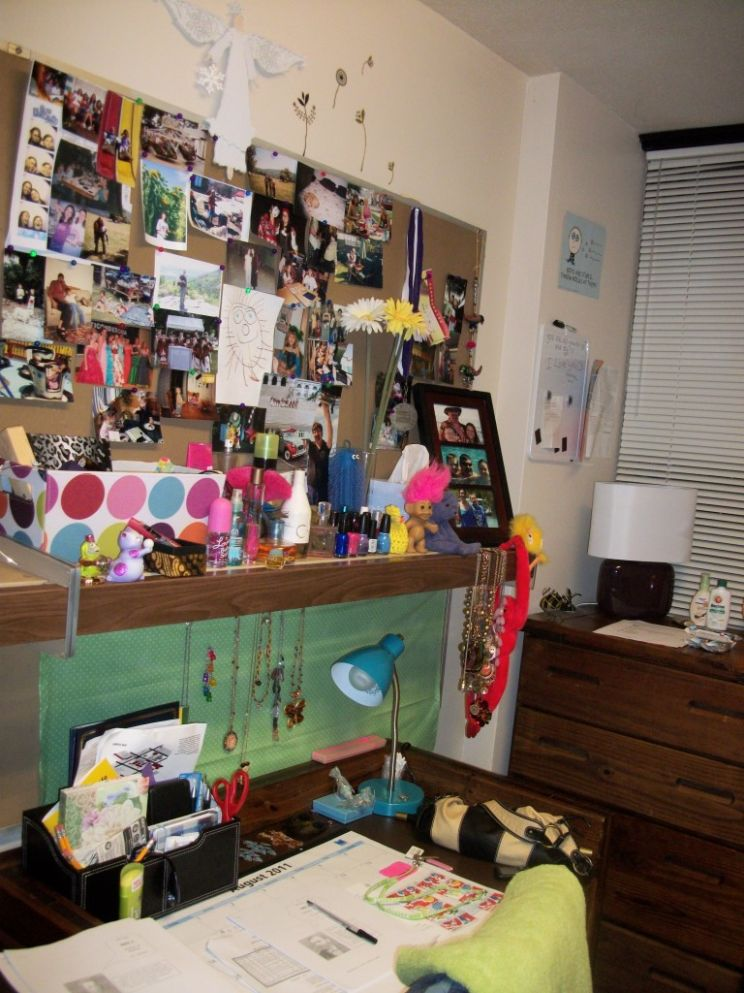 From Penitentiary To Better Homes Gardens Dorm Room Decorating And ..