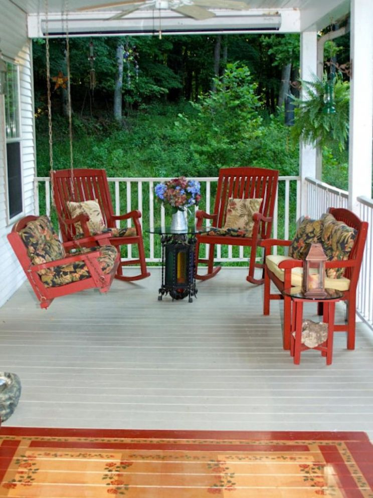 Front Porch Ideas Diy • Porches Ideas - front porch ideas diy