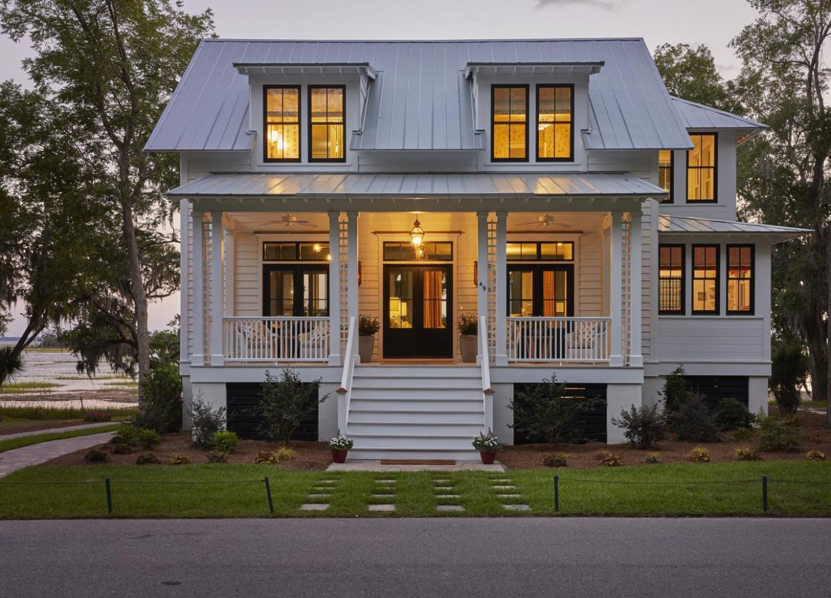 Front Porch Ideas | TimberTech - front porch material ideas