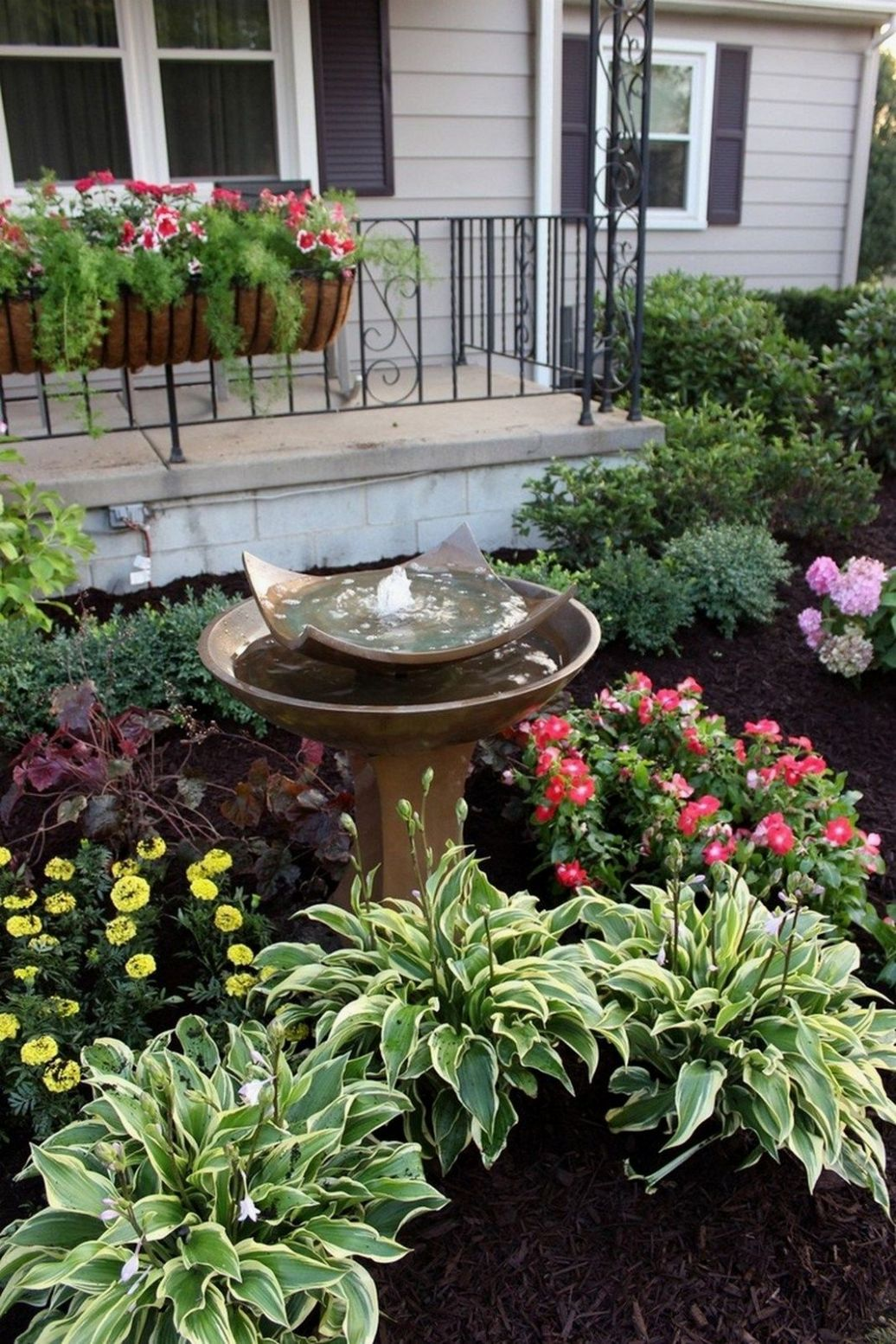 front yard landscaping ideas zone 9   Small front yard landscaping ...