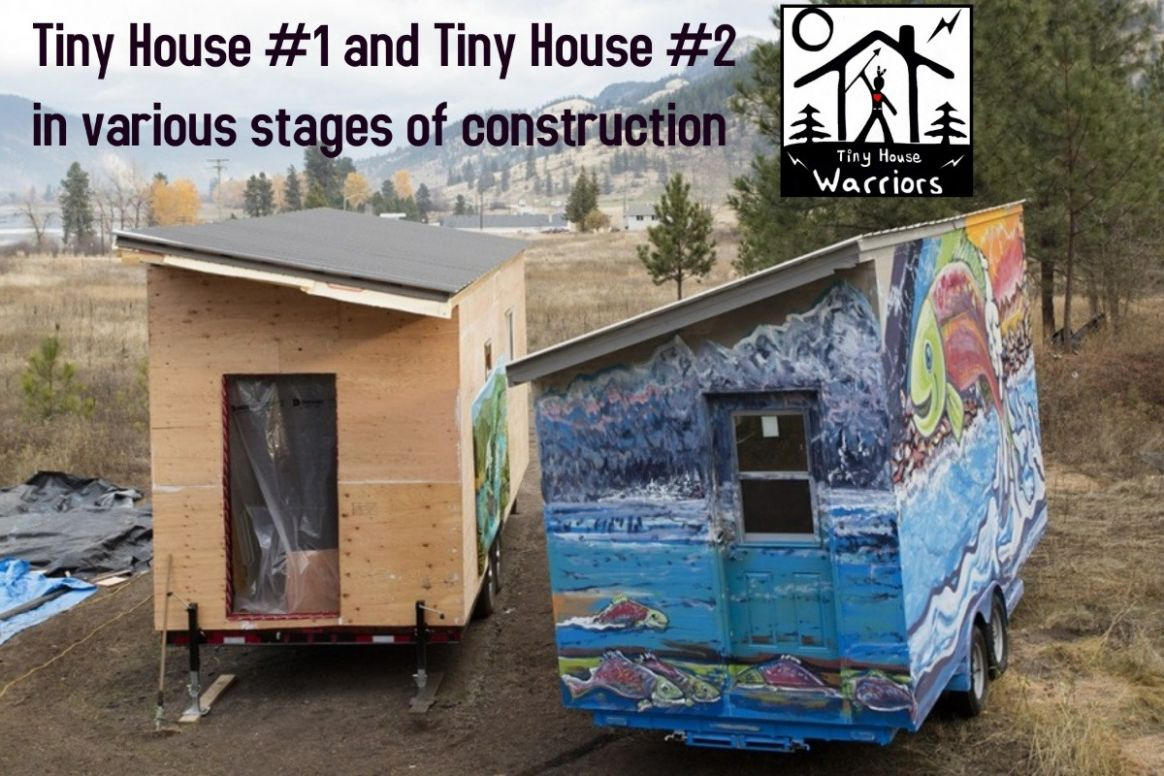 Fundraiser by TinyHouse Warriors : Tiny House Warriors Round #9 - tiny house warriors