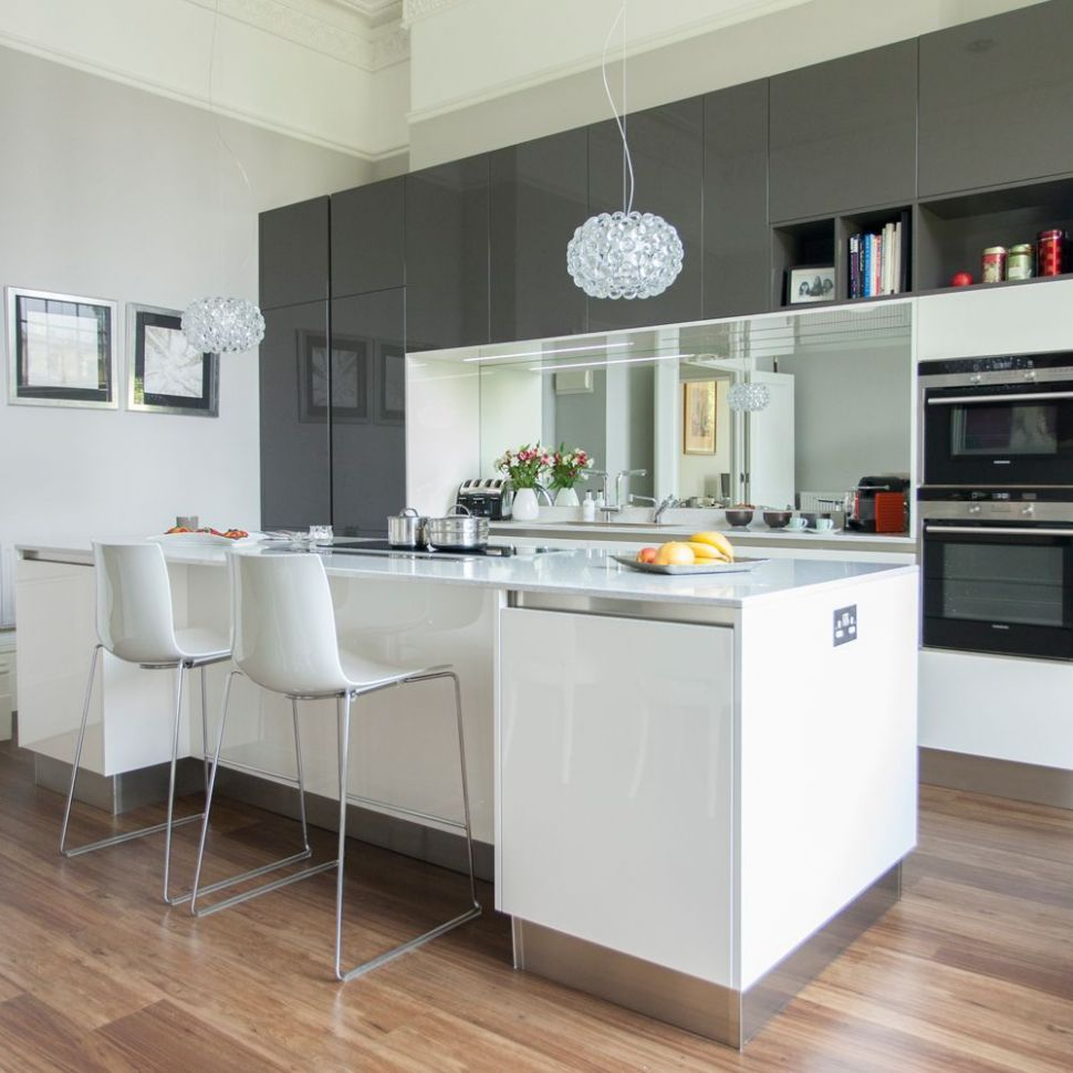 Galley kitchen ideas that work for rooms of all sizes – Galley ..
