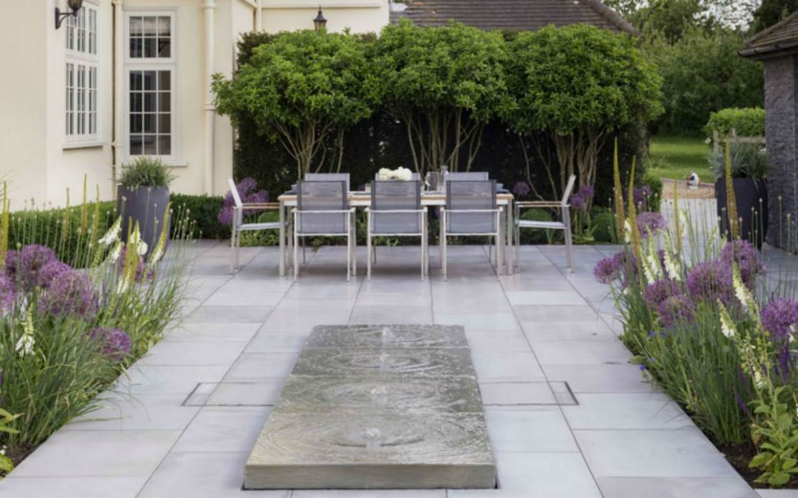 Garden Design and Landscaping Services Essex - Cube 10