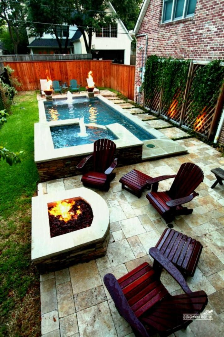 Garden Design Pictures Best Narrow Backyard Ideas On Pinterest ...