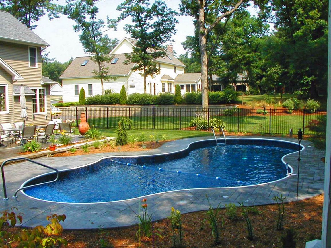 Garden Design Pools Storage Fence Pictures Noodle Spaces Yard Best ..