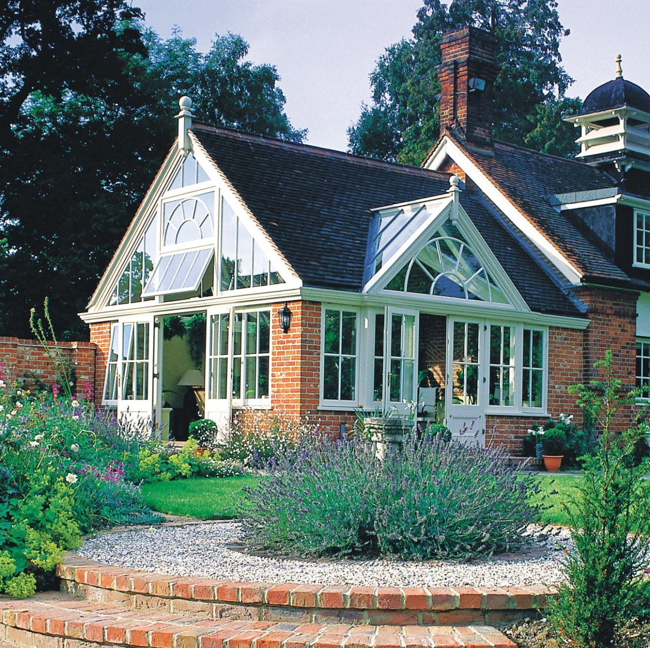 Garden Room, Sunroom and Conservatory Planting and Gardening Ideas ..