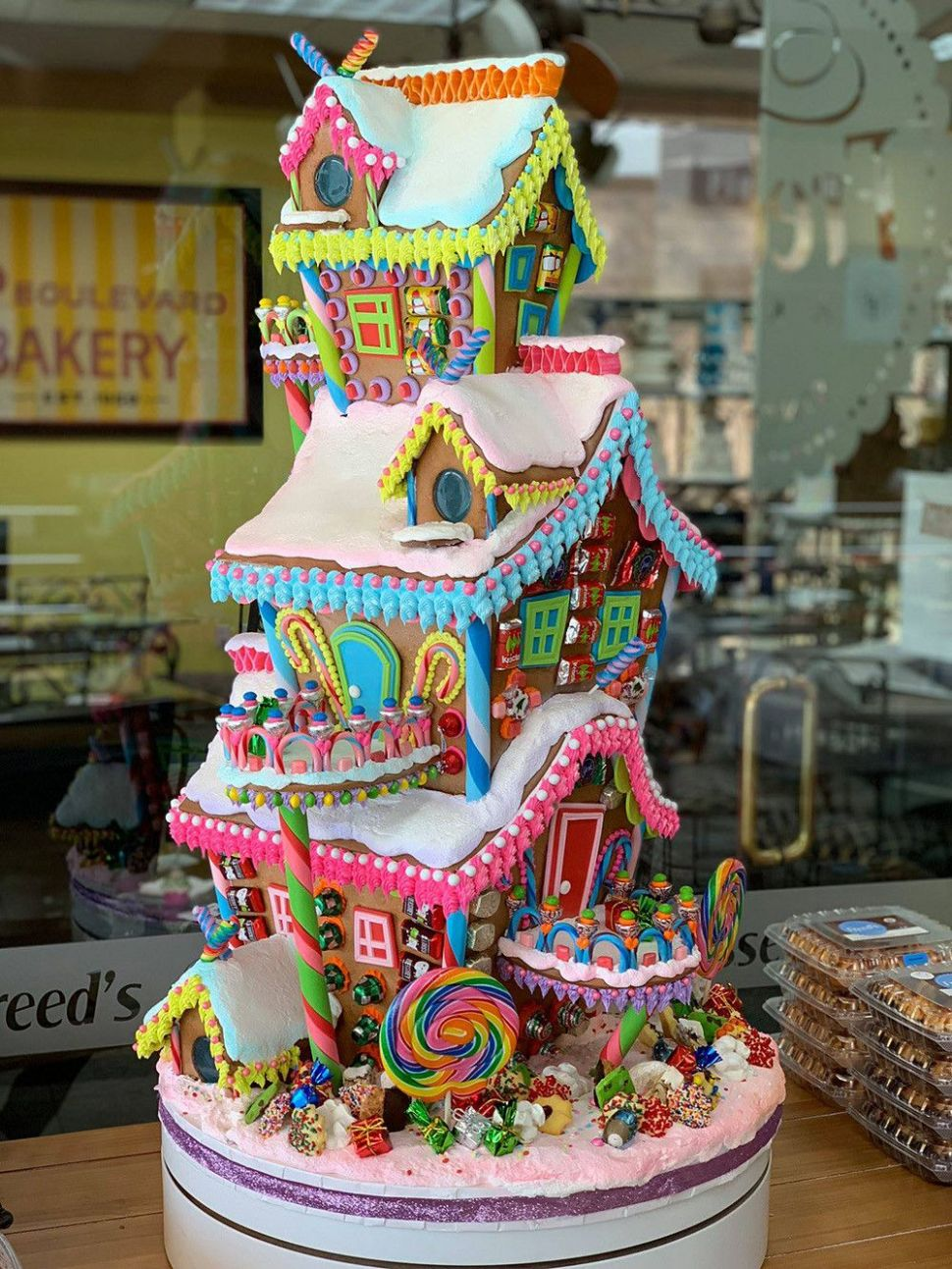 Gingerbread House Inspiration (Top 9 | Gingerbread, Gingerbread ...