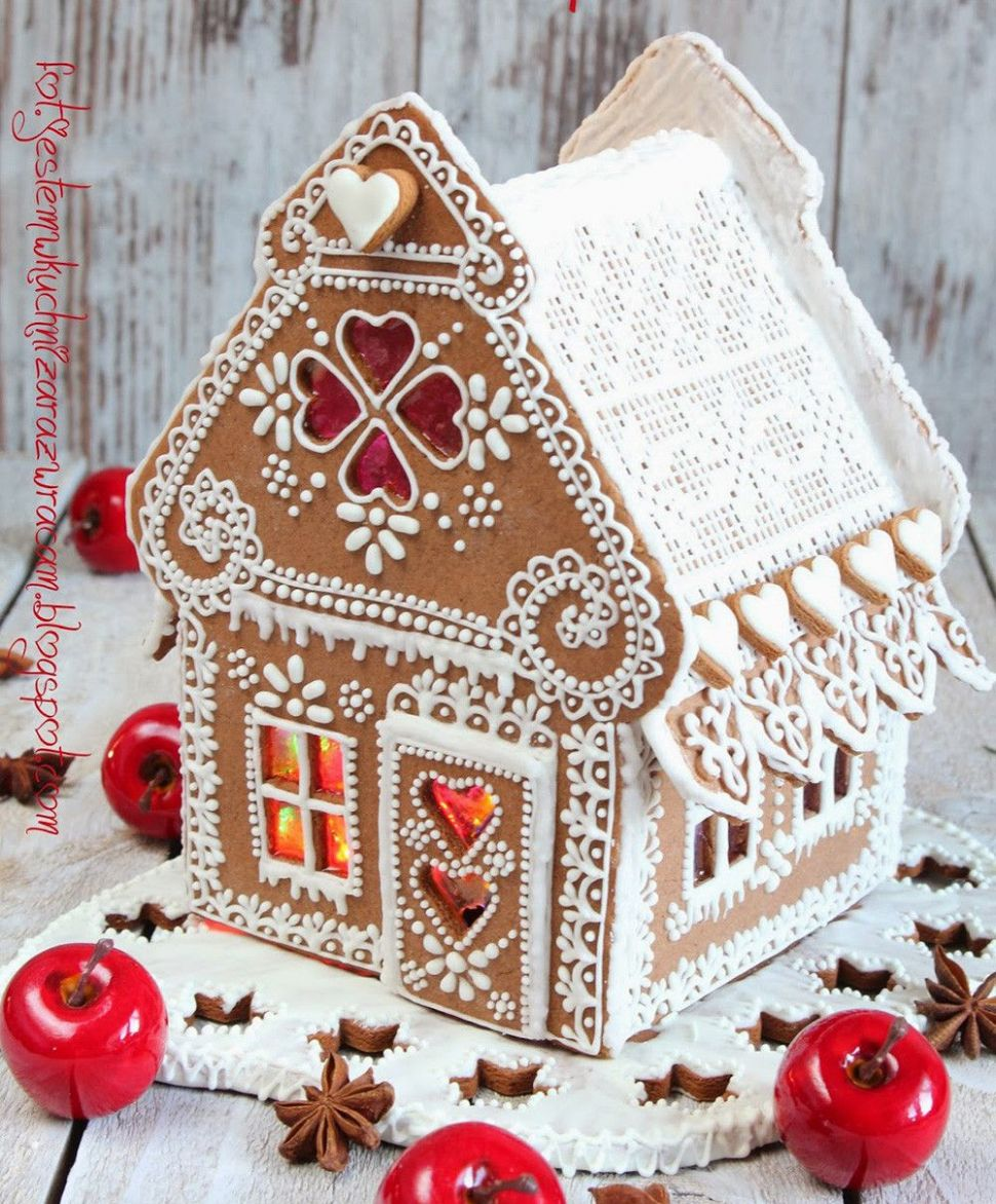 Gingerbread House Inspiration (Top 9 | Gingerbread house designs ..