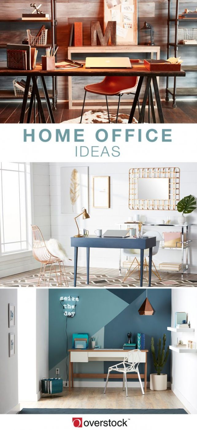 Gorgeous Home Office Decorating Ideas - Overstock.com