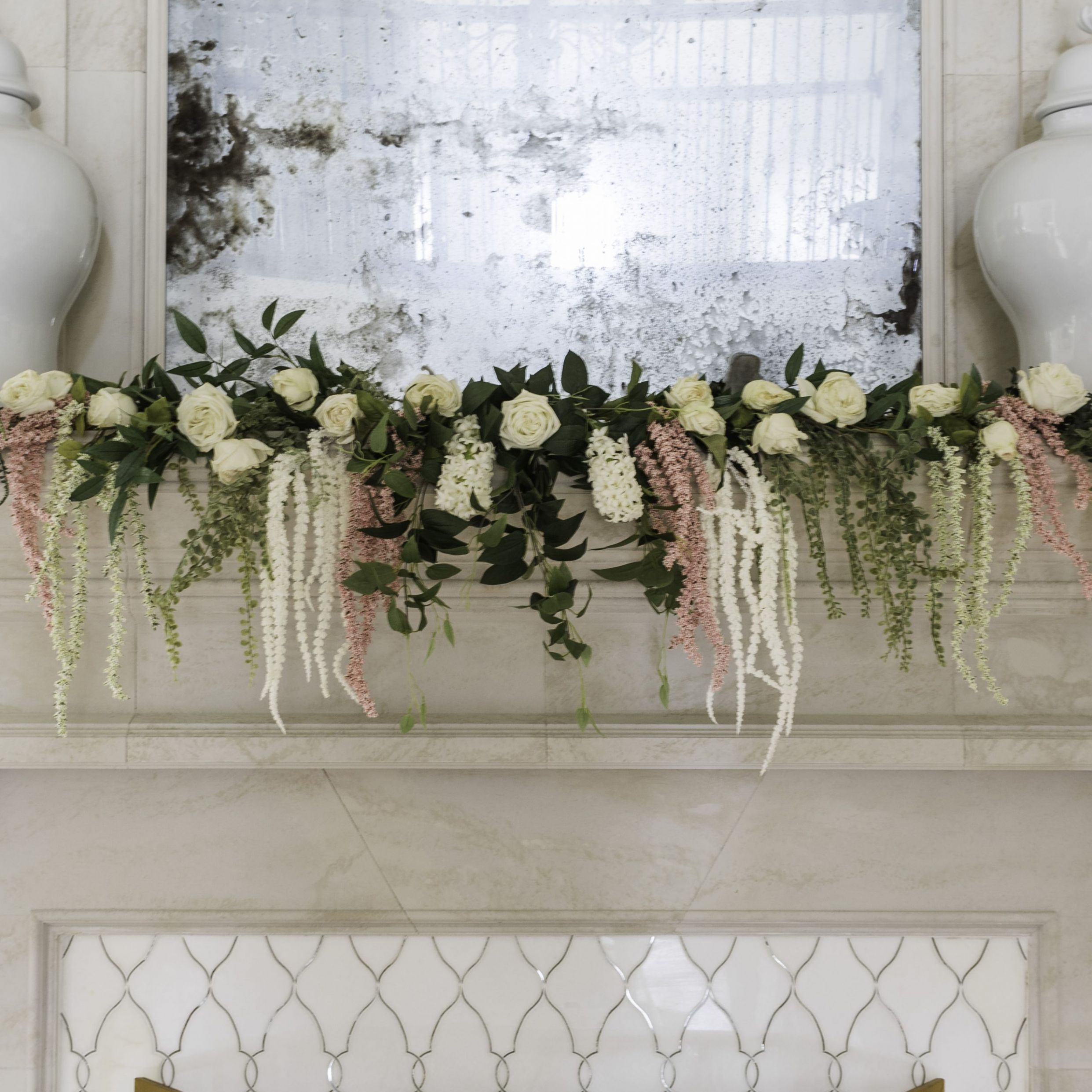 Gorgeous Spring Mantel Ideas | Home Design & Lifestyle | Maune Legacy