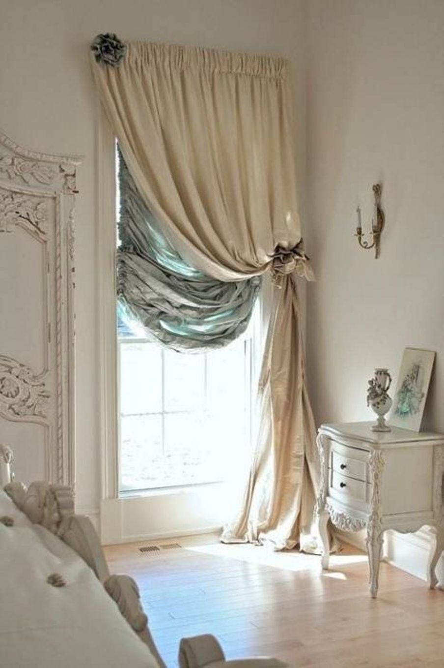 Great Curtain Ideas for Bedroom | Better Home and Garden | Chic ..
