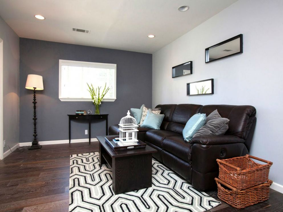 """Green And Brown Living Room — Top Living Room Ideas from """"Brown .."""