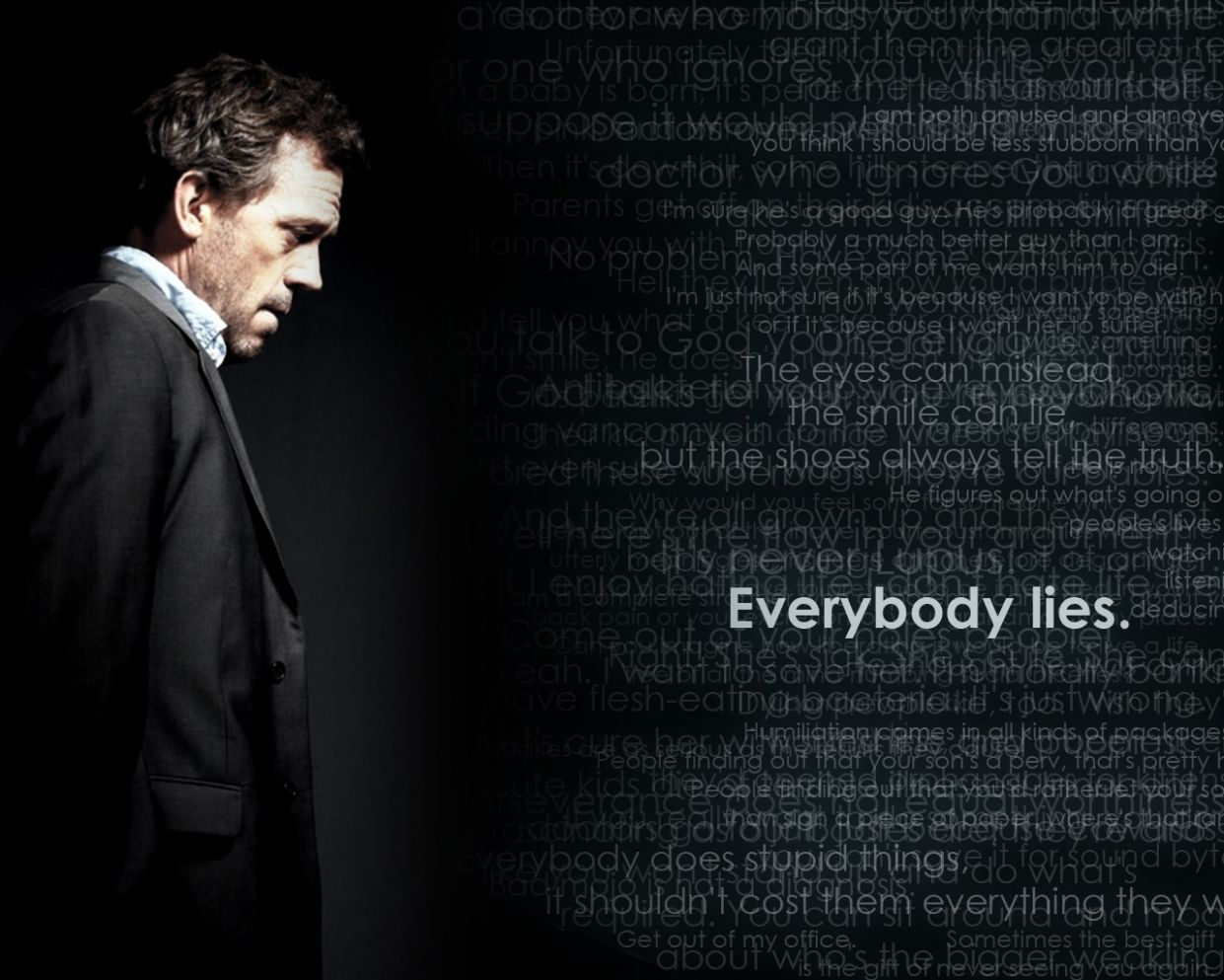 Gregory House Quotes Inspiring. QuotesGram