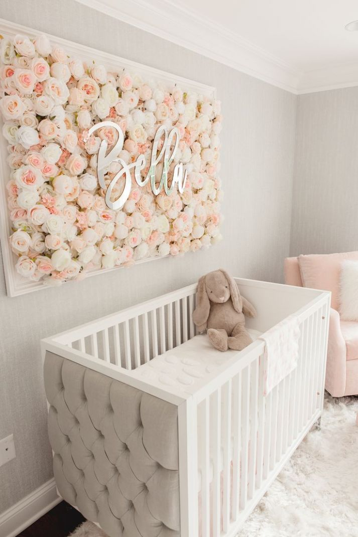 Guess Which Celebrity Nursery Inspired this Gorgeous Space | Baby ..