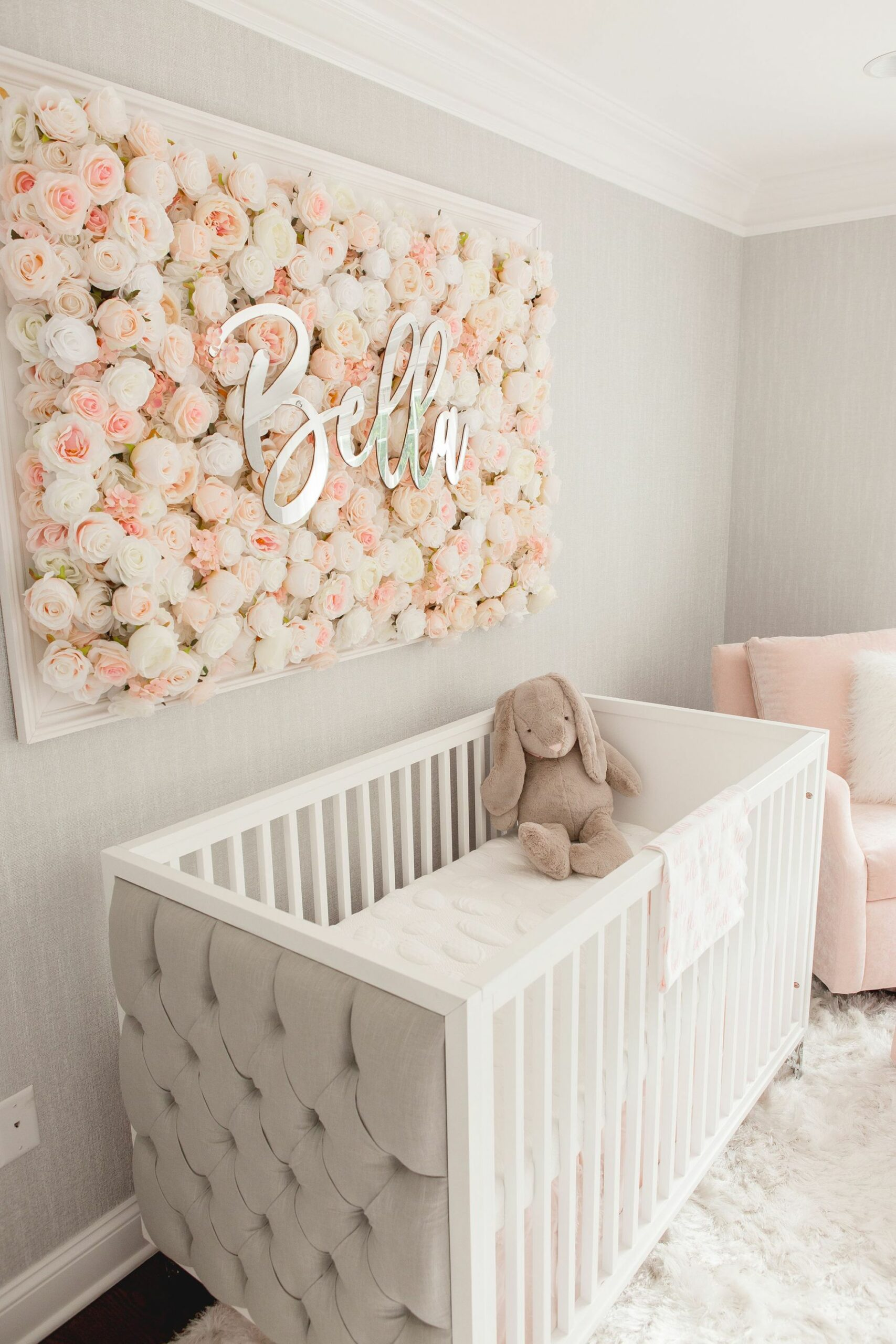 Guess Which Celebrity Nursery Inspired this Gorgeous Space   Baby ..