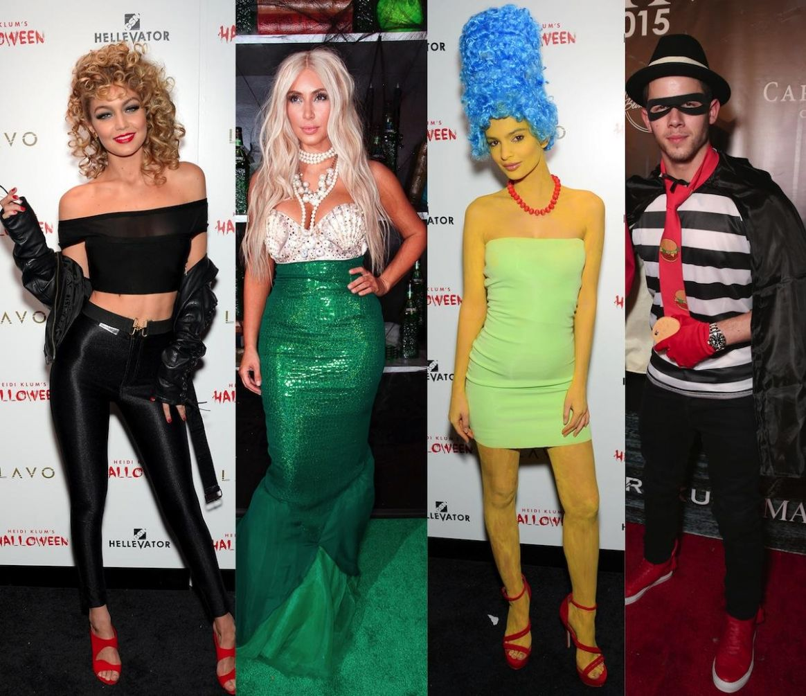 Halloween 10 Costume Ideas Inspired By Celebrities: Photos Of ..