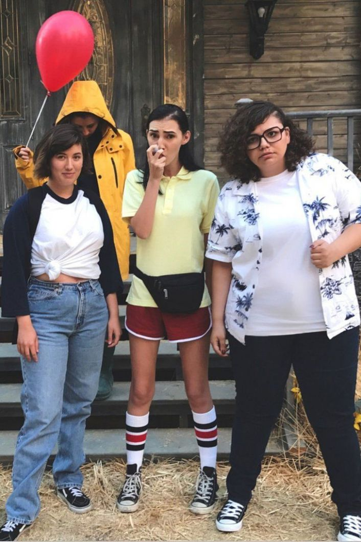 Halloween Costumes : These 10 It Movie Costume Ideas Are So Good ...