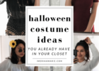 Halloween Costumes You Already Have In Your Closet - Erika Marie