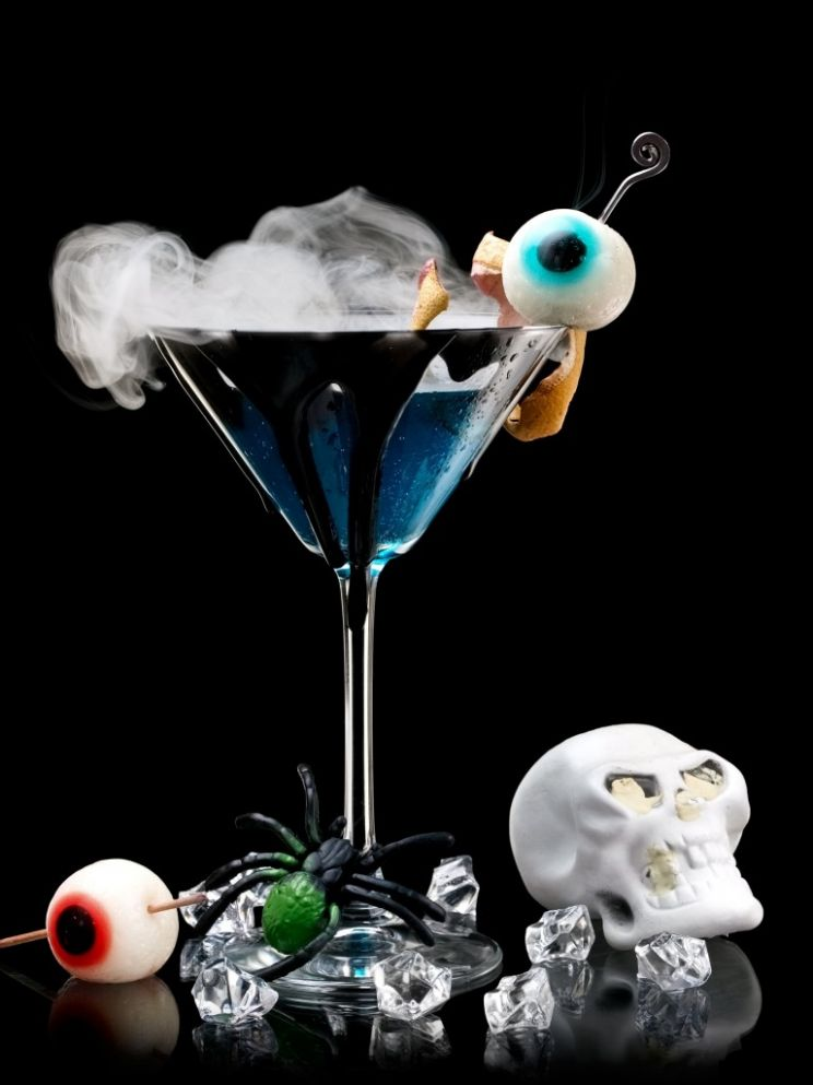 Halloween Party Ideas with Dry Ice | Iceman Toronto - halloween ideas using dry ice