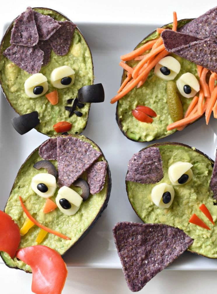 Healthy Halloween Food Ideas - Clean and Scentsible - halloween vegetable ideas