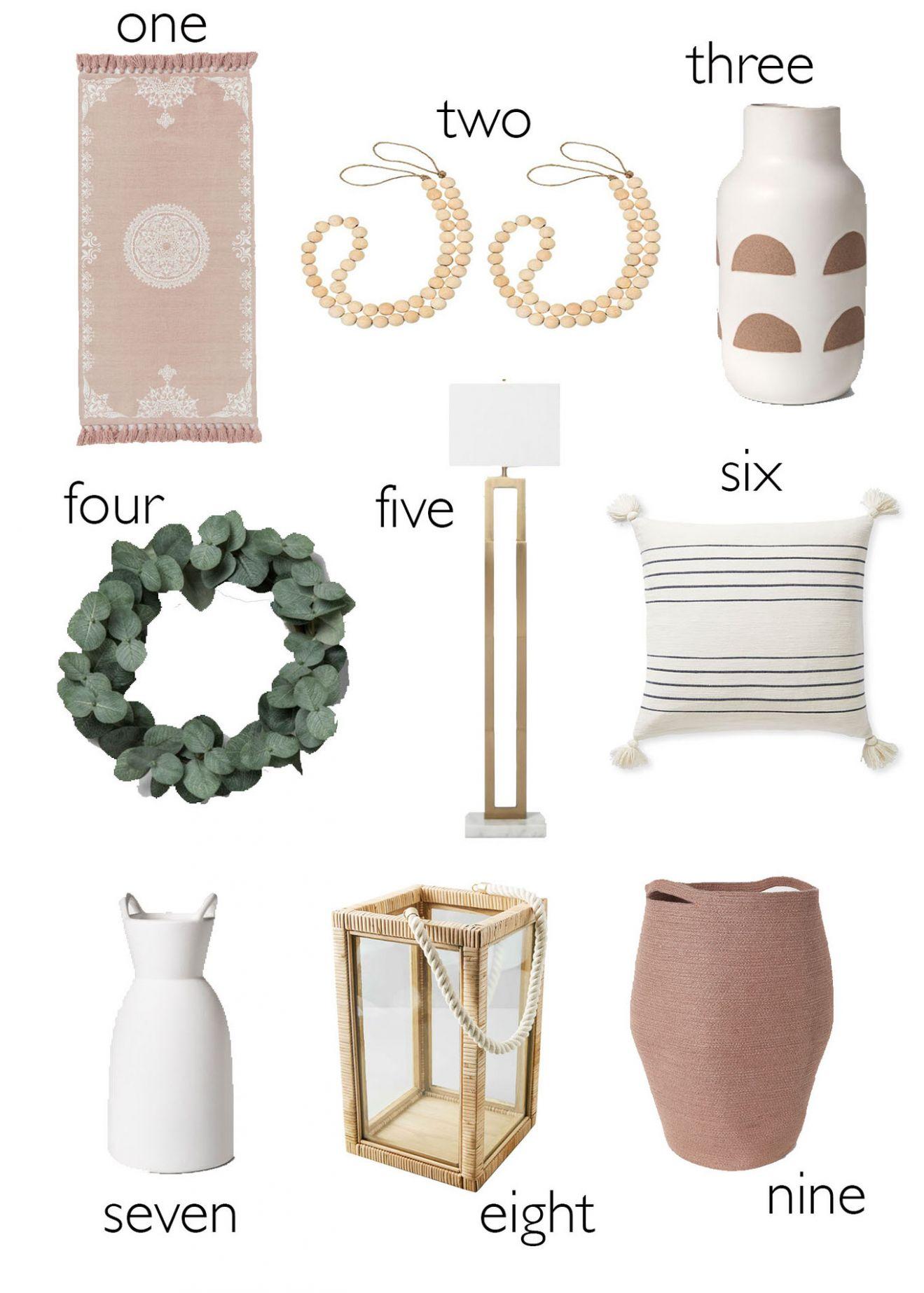 Home Decor Favorites Under $12 | Hello Fashion - home decor under 100
