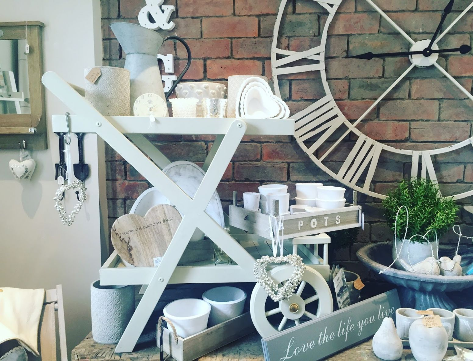 Home Decor | Fleur and Grey shopping haul | Miss K everyday - home decor nearby