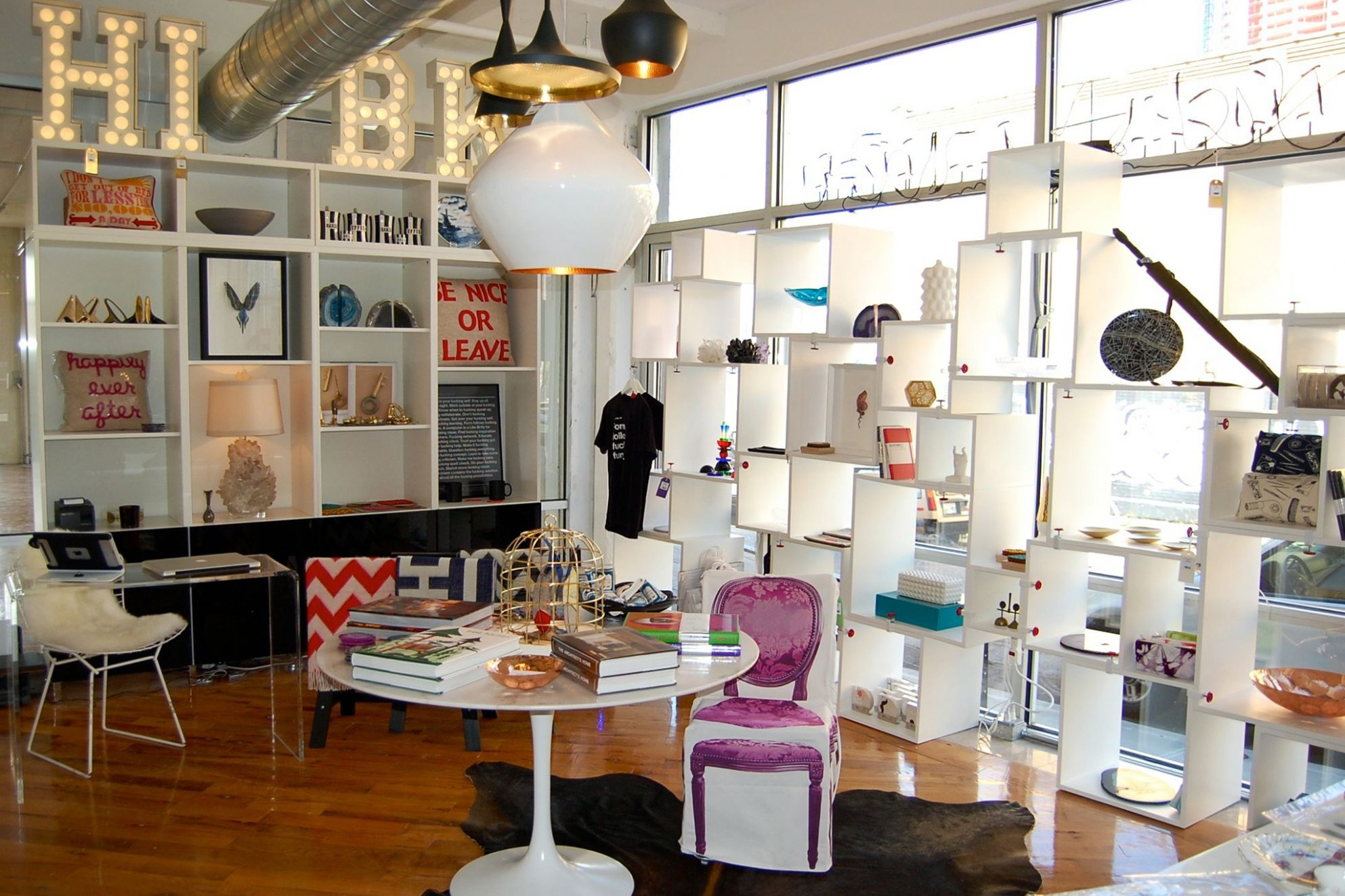 Home decor stores in NYC for decorating ideas and home furnishings - home decor retailers