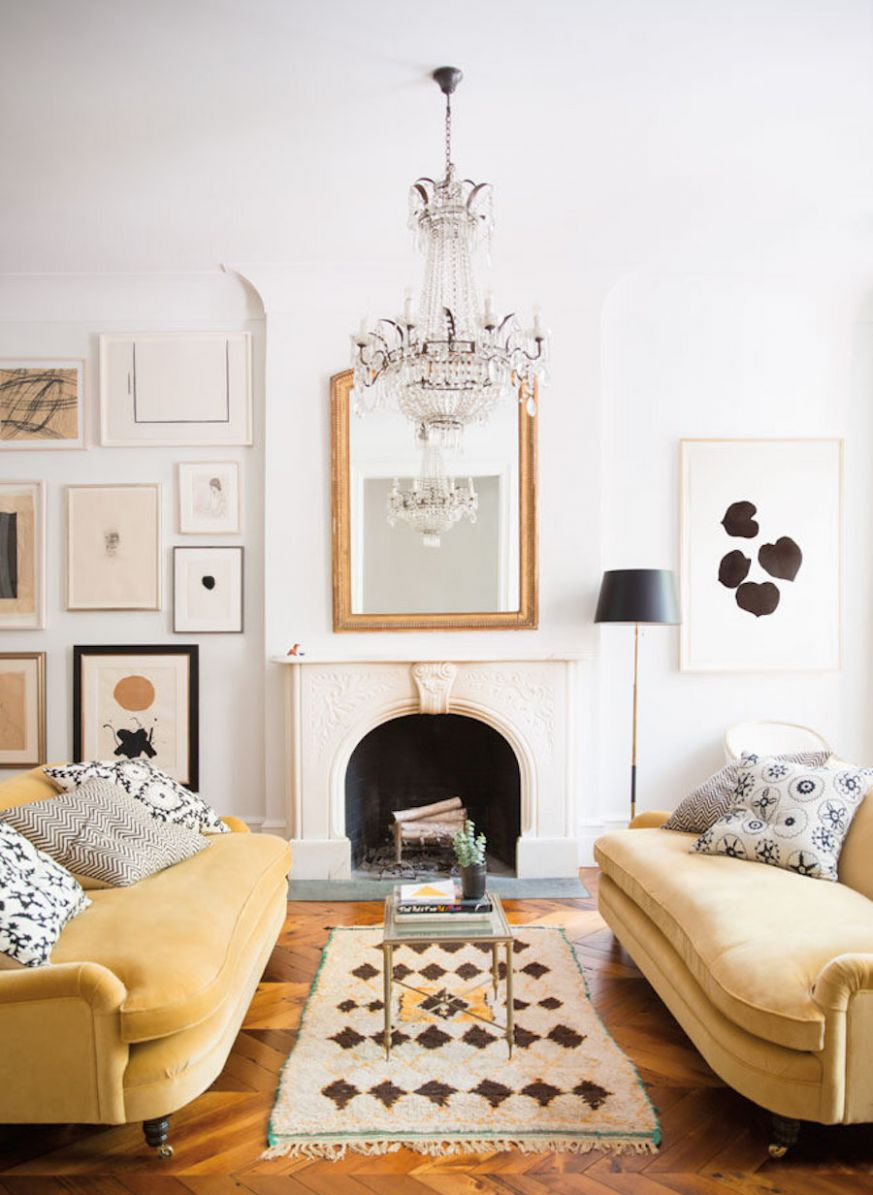 Home Decorating Trends 10 – Mustard Yellow!   Decorated Life - home decor yellow