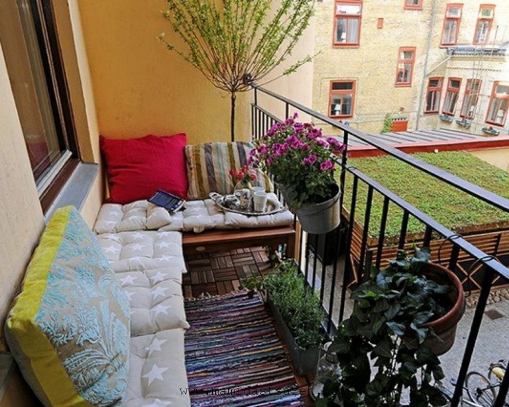 home design: 9 Inspirational Terrace Decoration Ideas India - balcony ideas for apartments india