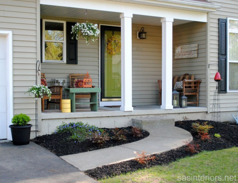 Home Design Pretty Small Front Porch Ideas Inspirations Porchess ...
