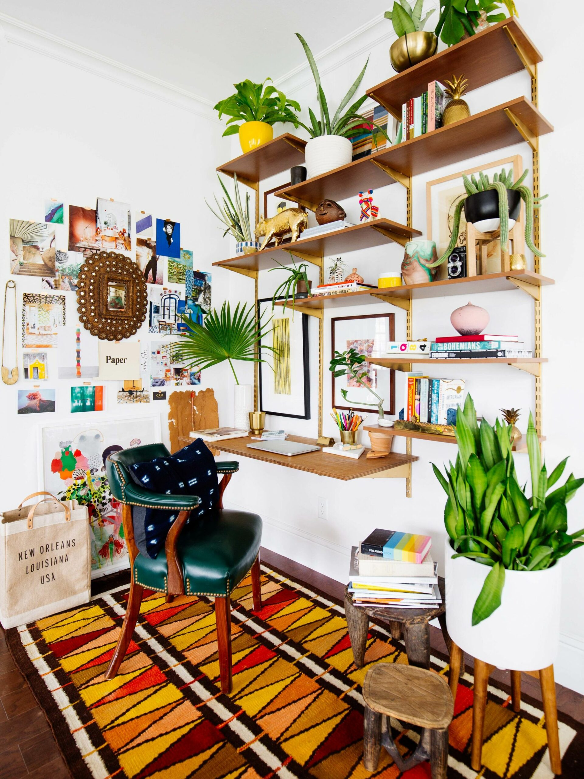 Home Office Decor: Create a Stunning Workspace | The Turquoise Home
