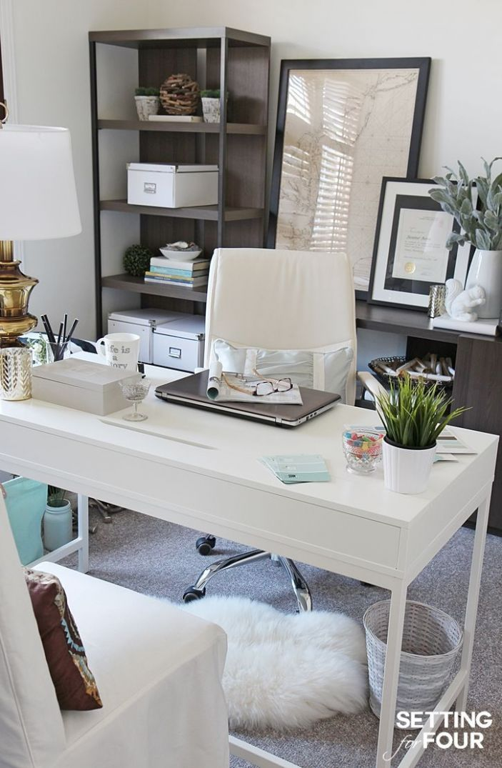 Home Office Decorating Ideas On A Budget Modern Best Fice ..