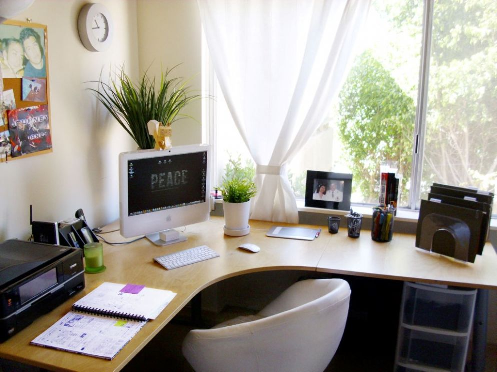 Home Office Design Ideas for Small Spaces » StartupGuys.net