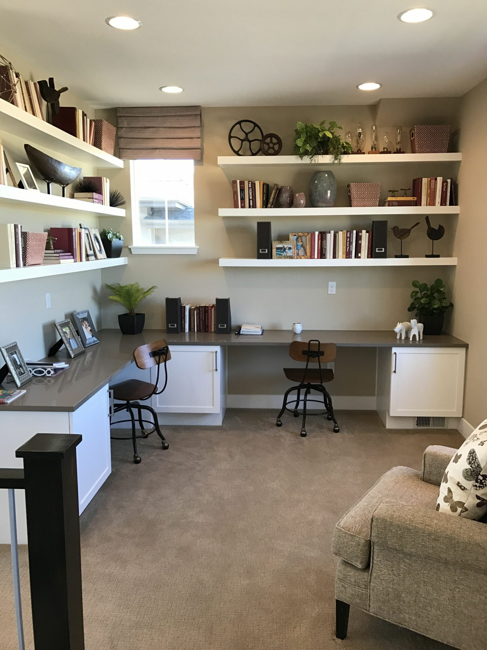 Home Office Idea | Home office furniture, Home office space, Home ...