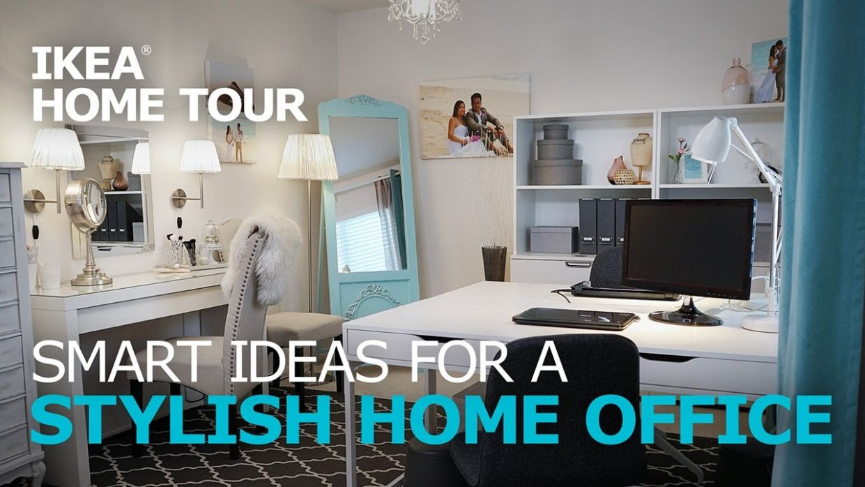 Home Office Ideas - IKEA Home Tour - home office ideas ikea