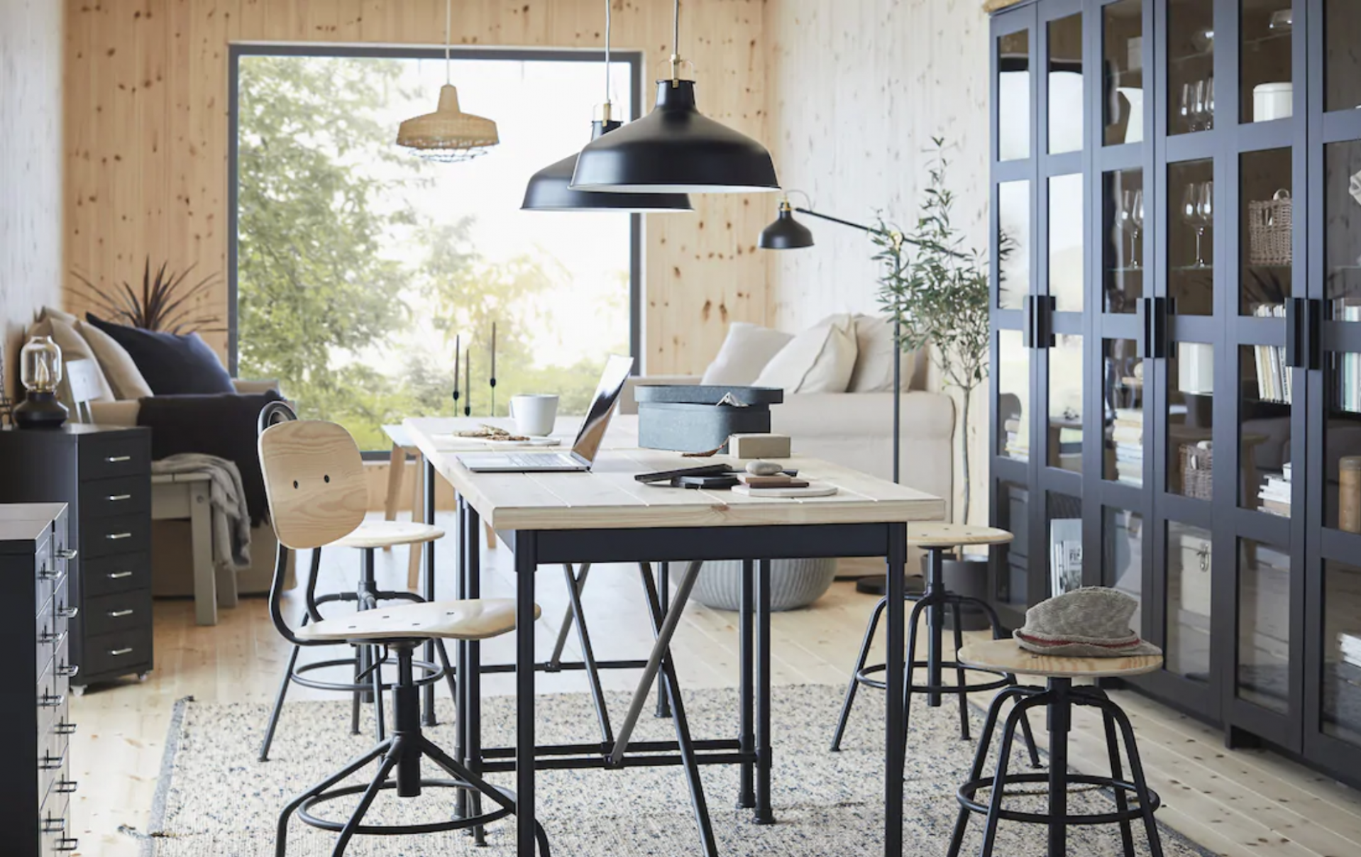 Home office storage: 12 ideas for a tidy and inspiring work space ...