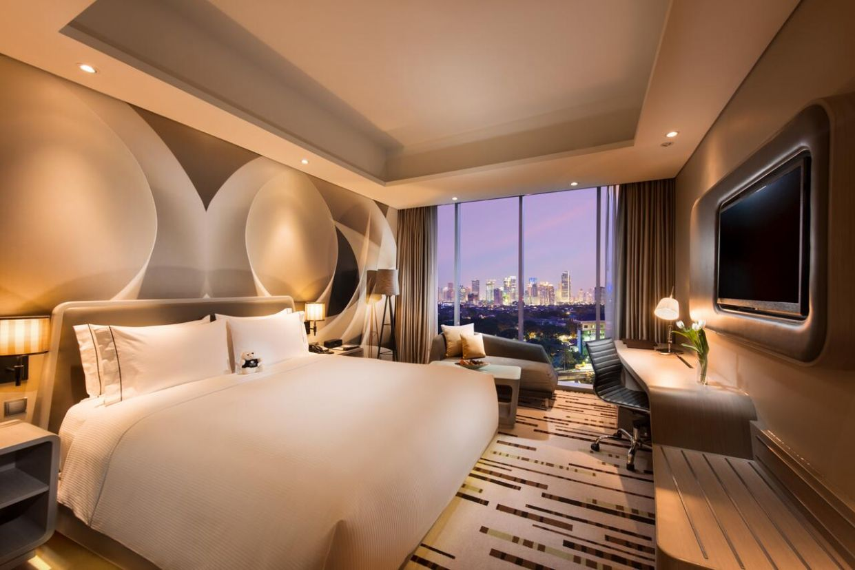 Hotel DoubleTree by Hilton Jakarta, Indonesia - Booking