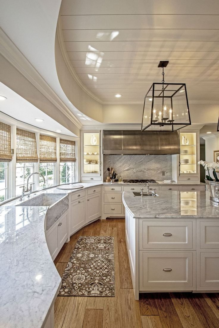 House Plans With Kitchen Sink Window No Formal Dining Room Large ...