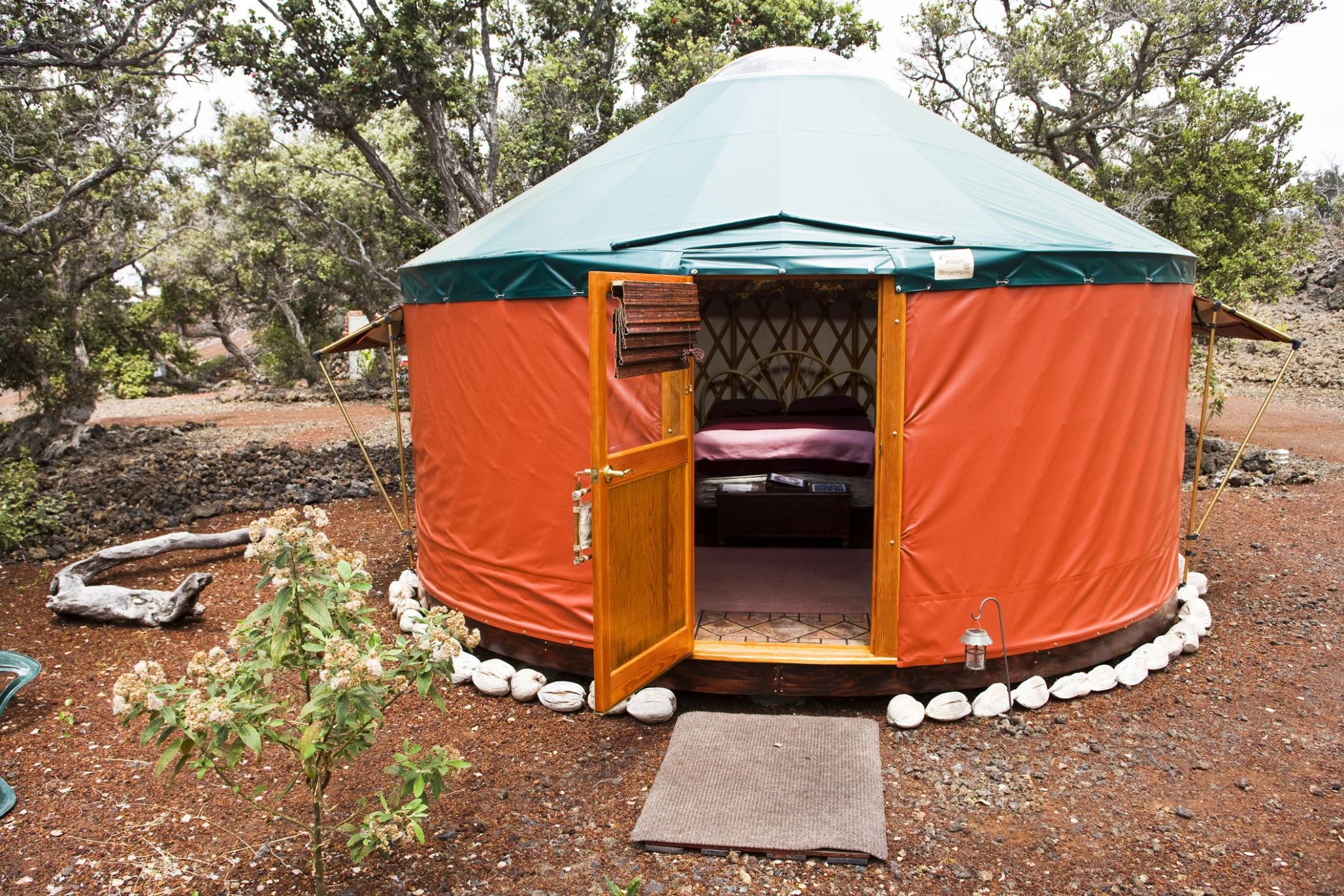 How Much it Costs to Live in a Tiny House, RV, or a Yurt - VICE - tiny house yurt