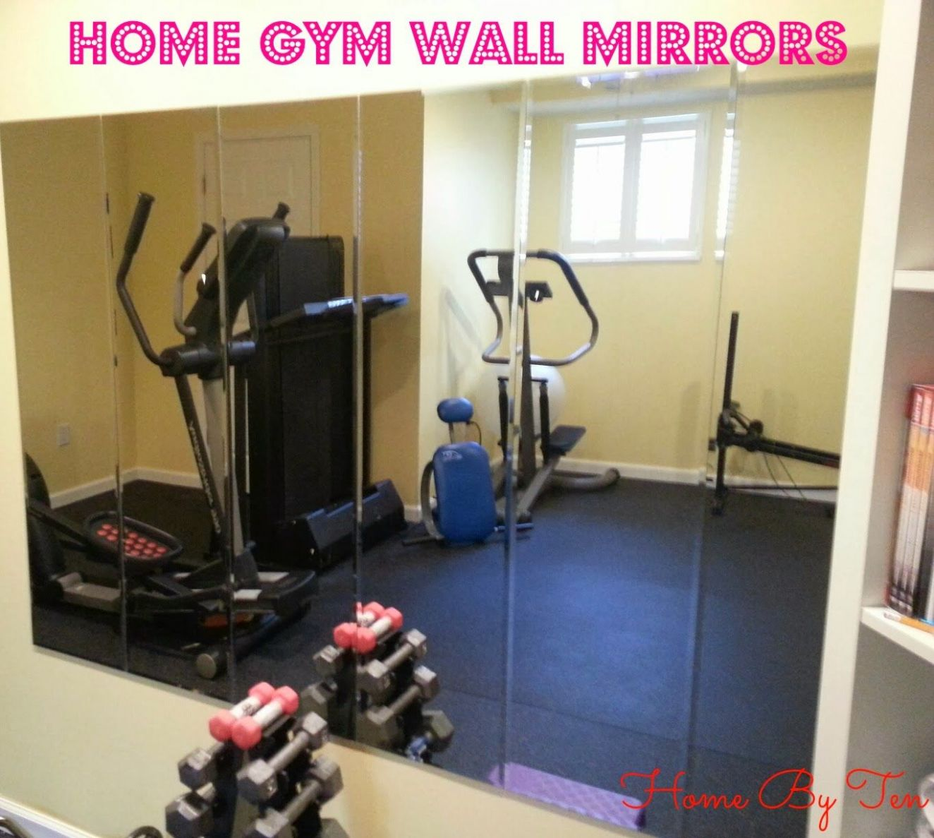How This Girl Created Landscape Beds in Yard - Part 11   Home gym ...